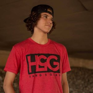H5G Red Tee