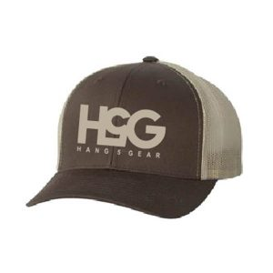 h5g brown hat