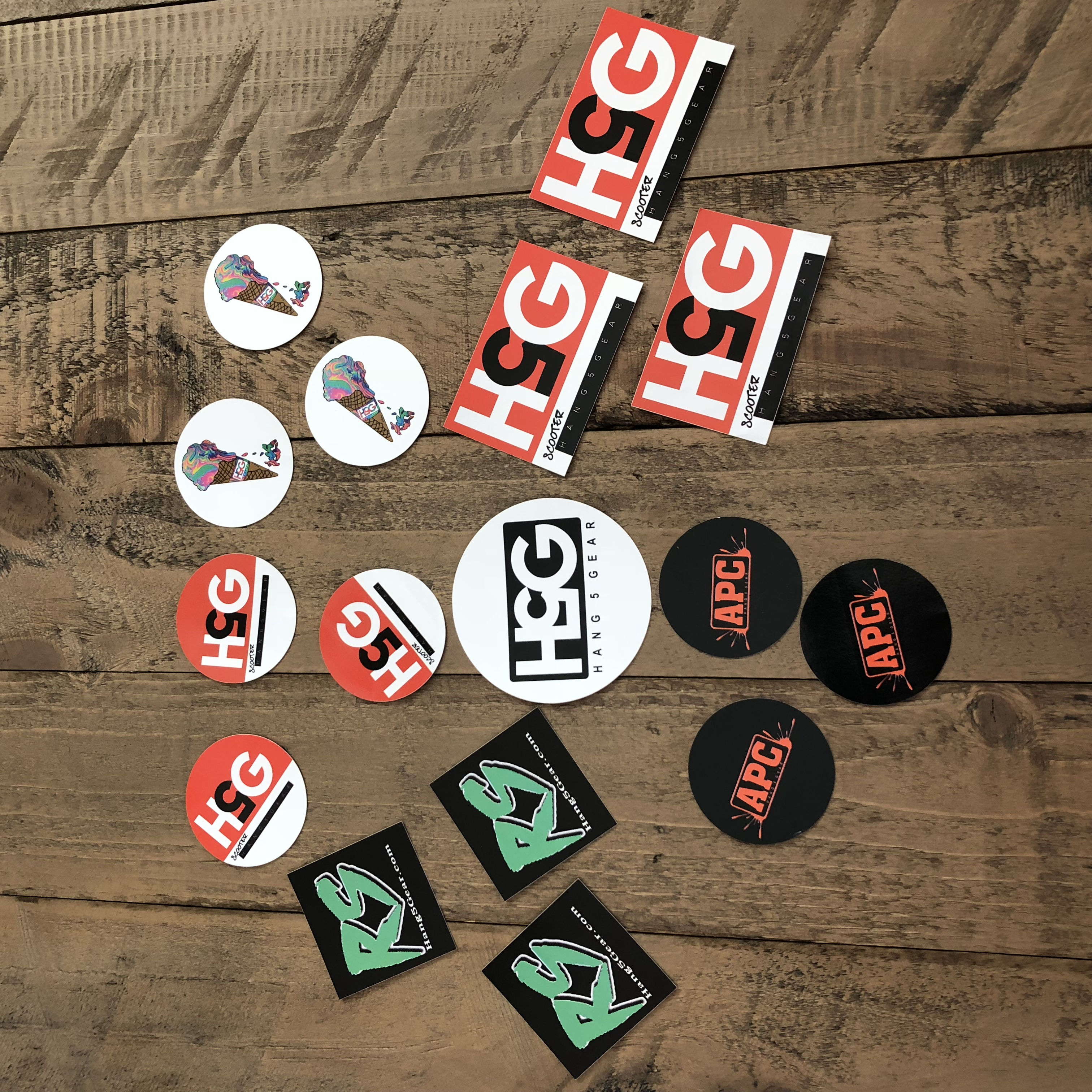 H5G Sticker Pack