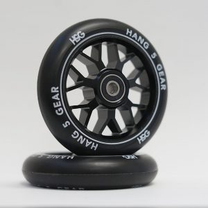 H5G Hive black Wheels (Pair)