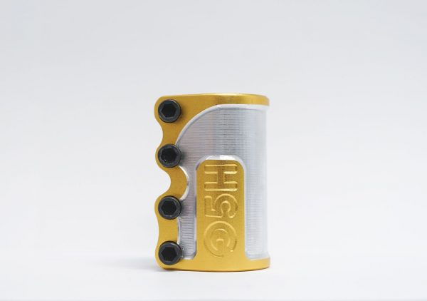 H5G Gold/Silver clamp 1