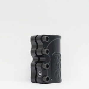 Hang 5 Gear - SCS Black clamp 1