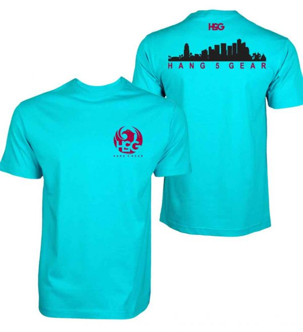 hang5gear city shirts