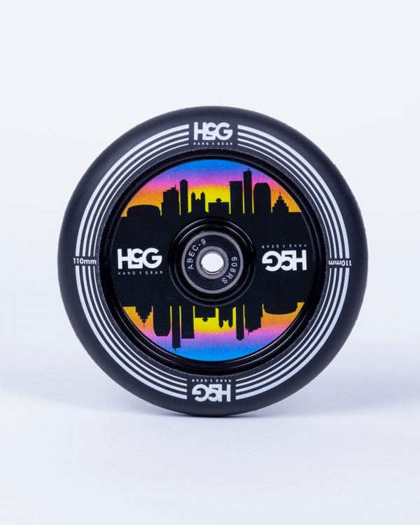 H5G-Sunset-Wheels-110MM-Hollow-Core-Black